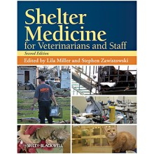 Thumbnail of Shelter Medicine for Veterinarians and Staff