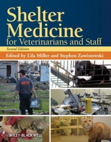 2nd Edition Shelter Medicine Text Book