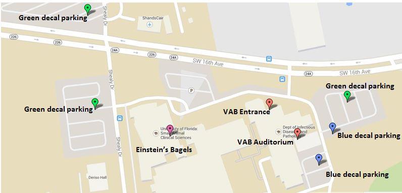 CCMC Vet Med map