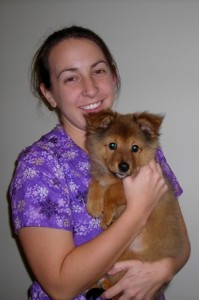Nestle Purina shelter medicine scholarship recipient