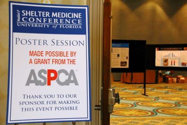 Frontiers in Shelter Medicine sponsored by the ASPCA
