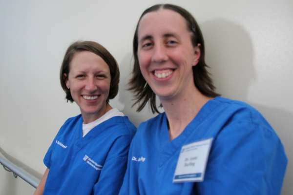 Drs. Cannon and Burling