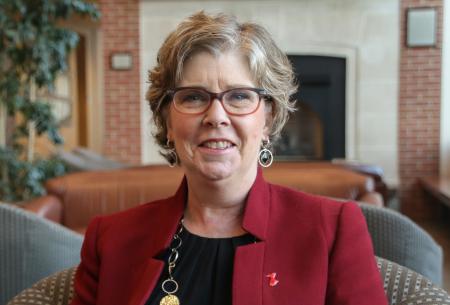Dr. Linda K. Lord. Photo courtesy of The Ohio State University