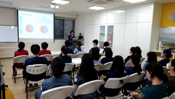 HQHVSN training in Seoul