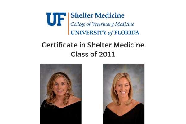 Shelter Medicine Certificate Class of 2011