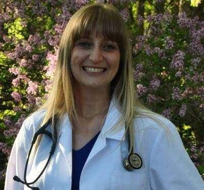 Dr. Ashley Saver, Shelter Medicine Intern 2020-2021